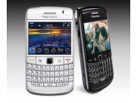 2x Blackberry 9700 Unlocked