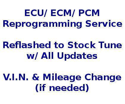 ECM Programming: Parts & Accessories | eBay