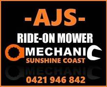 AJS LAWN MOWER MECHANIC / SMALL ENGINE REPAIRS - RIDE-ON MOWERS Nambour Maroochydore Area Preview
