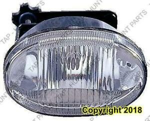 Fog Light Driver Side/Passenger Side High Quality Chevrolet Cavalier 2000-2005