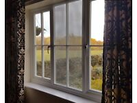 Replacement double glazing