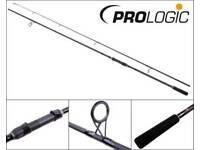 3 no 13 ft 3.5lb t.c. carp rods