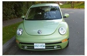 2003 Volkswagen Beetle Coupe (2 door)