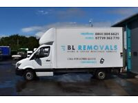 Professional man and van removals, waste and rubbish collection- Oldham, Royton, Chadderton, Heywood