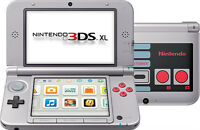 NES NINTENDO 3DS XL WITH GAMES