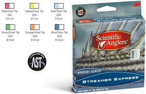 Scientific Anglers Mastery Streamer Express Clear Tip