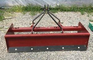 """48"""" Rear Blade for Branson Tractor"""