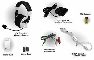 Turtle beach x31 parts for missing pieces or repair