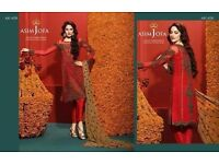 Asian Designer Clothes - The New Asim Jofa Collection