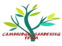 Cambridge Gardening Team for the smallest to the largest of jobs at reasonable price