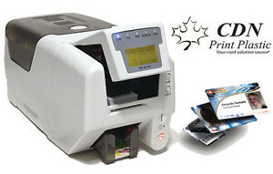 NEW - Complete Single Sided ID Card System, 5 Year Warranty
