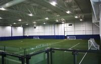 Looking for good soccer Players in Brossard (8 vs 8).