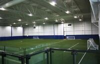 Looking for Good Soccer Players (8vs8 indoor Brossard).