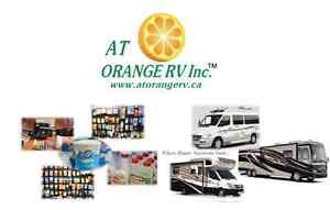 Our customer looking for used RV's  AT ORANGE RV Inc.