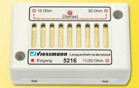 Viessmann 5216 Langsamfahrwiderstand 10-30 Ohm -  - ebay.es