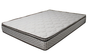 Queen Pillowtop Mattress for $199!