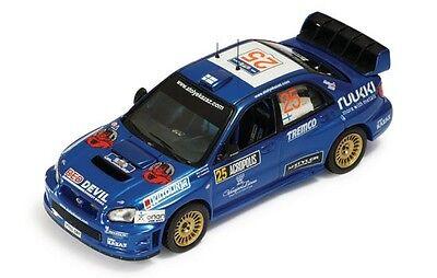 Subaru Impreza WRC #25, Sohlberg 2005 Rally Acropolis, IXO RAM199  Diecast  1/43