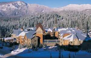 Ski in/Ski out vacation home 2 bdrm, Whistler Village, Parking