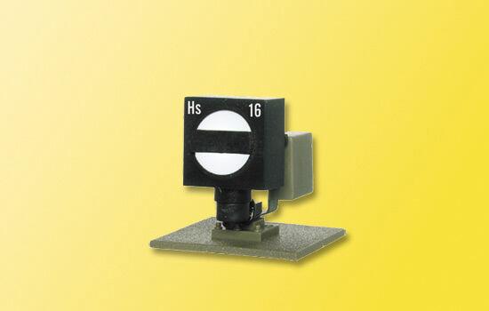 SH Viessmann 4516 Form-Sperrsignal  Zwergausführung