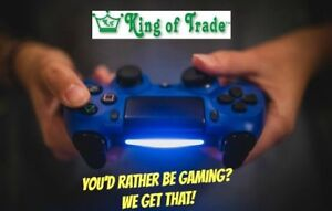 You'd Rather Be Gaming - King of Trade
