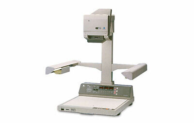 Minolta Dr1600 Planetary Microfilm Camera Paper Shredder With Table