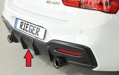 Rieger Heckdiffusor Heckeinsatz für BMW 1er F20 F21 M135i 88062