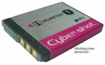 Ersatz Akku / Batterie für SONY DSC-L1, DSC-L1/B, DSC-L1/LJ, DSC-L1/R, DSC-T1 online kaufen