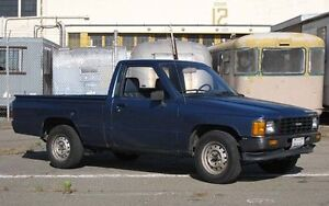 looking for a Toyota,Nissan/Datsun,Mazda,ford small 2wd truck