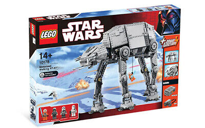 LEGO Star Wars Motorized Walking AT-AT (10178) - RETIRED!!