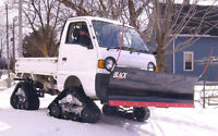 Snow Plowing and Removal - Brant County / Paris / Brantford