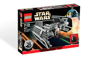 Lego Star Wars 8017 Darth Vader's Tie Fighter London Ontario image 2