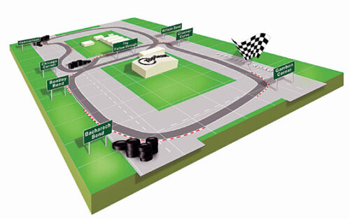 Top Gear Test Track