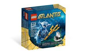 Lego Atlantis Sets x 3 ( 8073 8072 7976 ) RARE