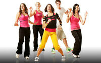 Zumba, Zumba Kids and Zumba Kids Junior Classes