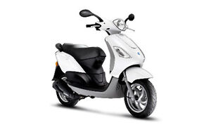 2009 PIAGGIO FLY 50 SCOOTER
