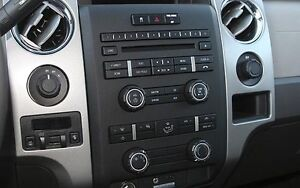 2009-2014 ford f-150 Stereo System