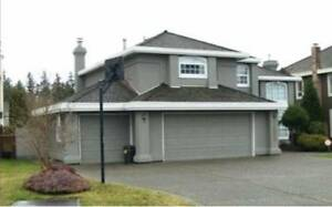 Beautiful 5-bedroom house for rent in South Surrey - $3500