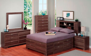 Brand New, Queen Storage Bed!!  Tons of Drawers!!