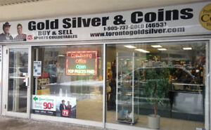 Buying Gold, Silver, Silverplate & More! Best Prices In Town