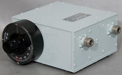 Telonic Berkley Ttf125-5-3ee Manually Tuned Bandpass Filter Ttf 125 100-190 Mhz