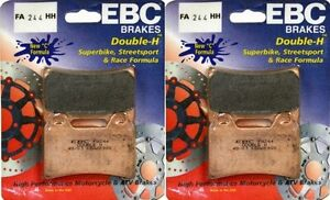 EBC-Sintered-HH-Front-Brake-Pads-Set-of-2-2010-2011-Ducati-Hypermotard-796