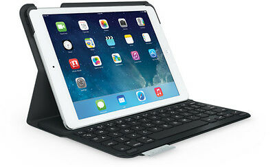 Teclado Italiano Logitech Ultrathin Keyboard Folio For iPad Air I5 tastiera ITAL segunda mano  Almazcara