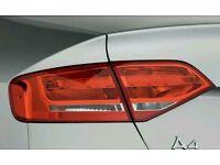 Audi a4 b8 rear lights