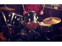 Beginner/Intermediate Drum Kit 🥁