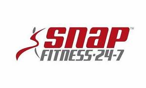 Snap fitness / gym (24/7) membership Docklands Melbourne City Preview