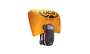 BCA Float 22 avalanche airbag with cyclinder