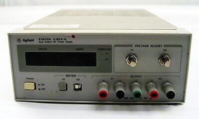Hp Agilent E3620a Dual Output Dc Power Supply