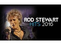 2 x Rod Stewart Tickets Tuesday 13th Dec SSE Hydro.