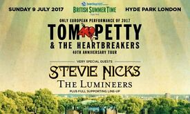 Tom Petty & the Heartbreakers - British Summer Time Hyde Park, 9 July 2017