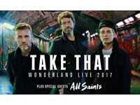 Take That Tickets - Glasgow - 12 MAY 2017